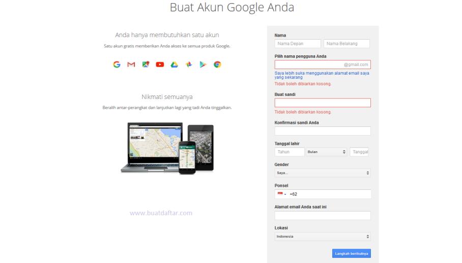 daftar-gmail